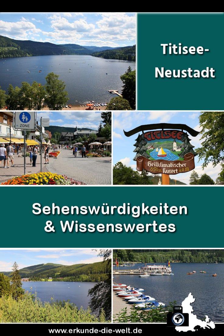 Titisee-Neustadt im Schwarzwald - Kompakt-Reiseführer