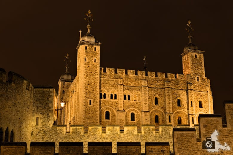 London bei Nacht - Tower of London