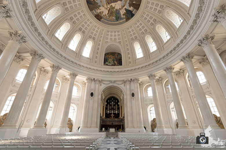St. Blasien im Schwarzwald - Dom St. Blasien