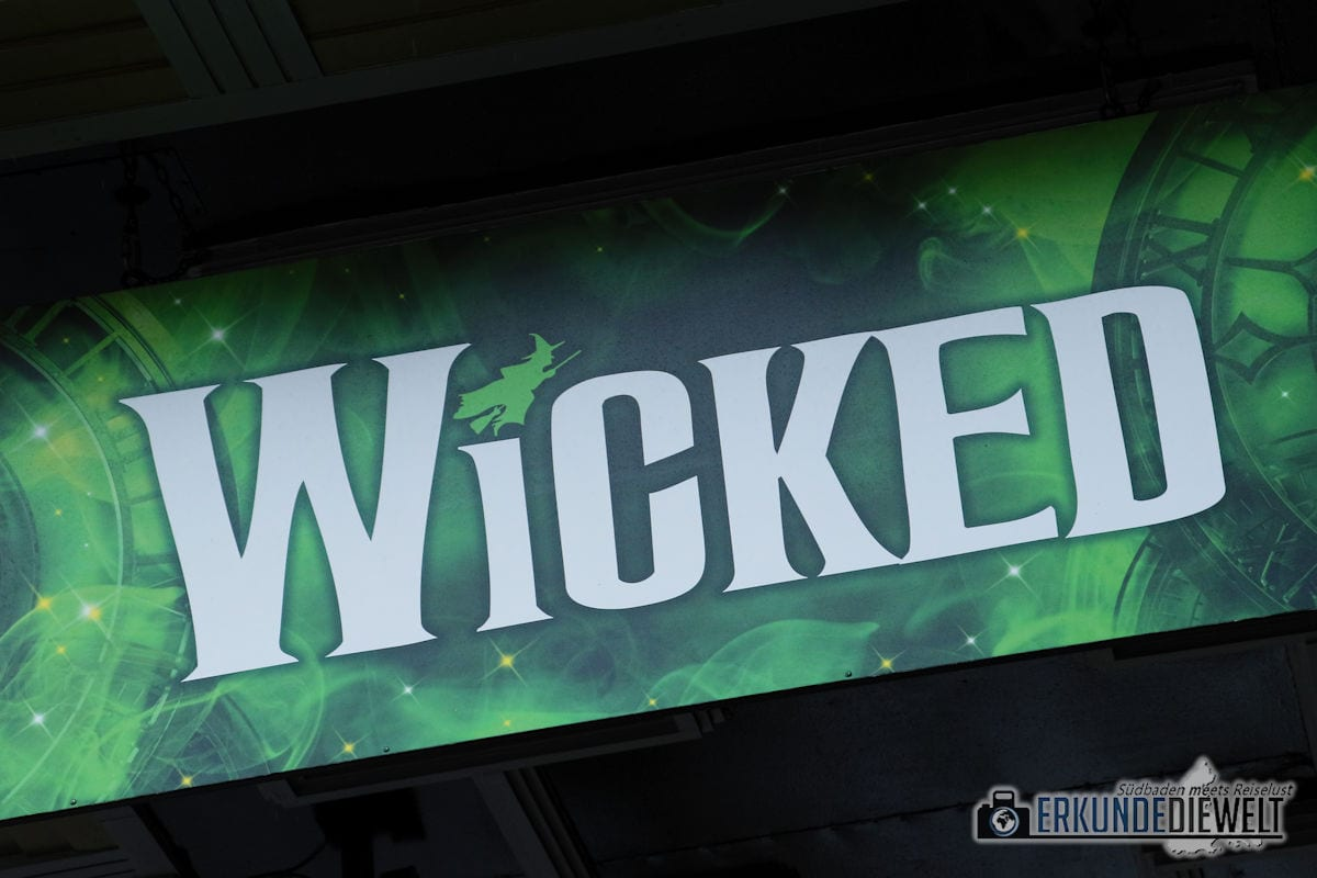 Wicked, London, Großbritannien