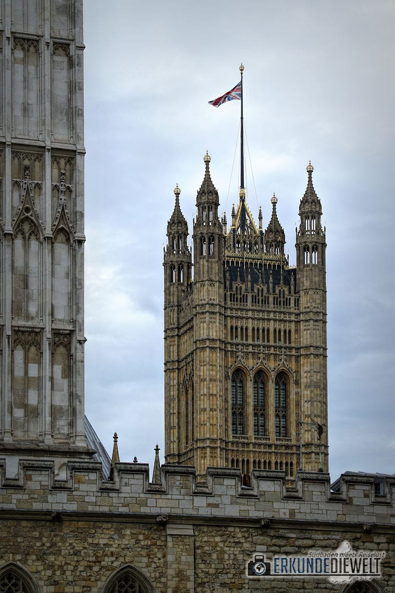 House of Parliament, London, Großbritannien