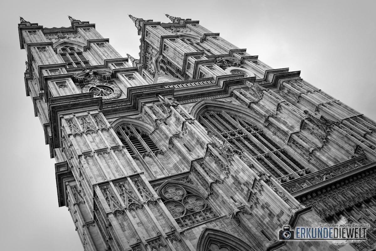 Westminster Abbey, London, Großbritannien