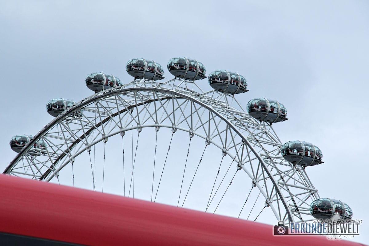 London Eye, Großbritannien