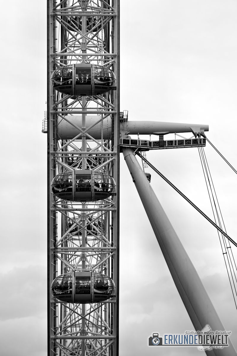 London Eye, Großbritannien