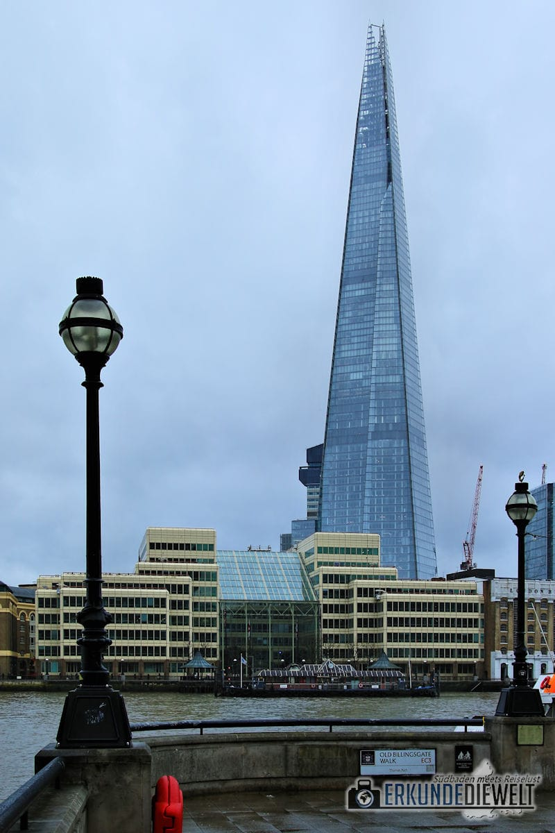 The Shard, London, Großbritannien