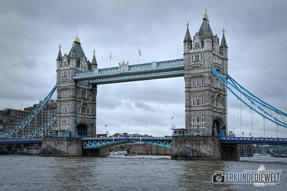 Tower Bridge, London, Großbritannien