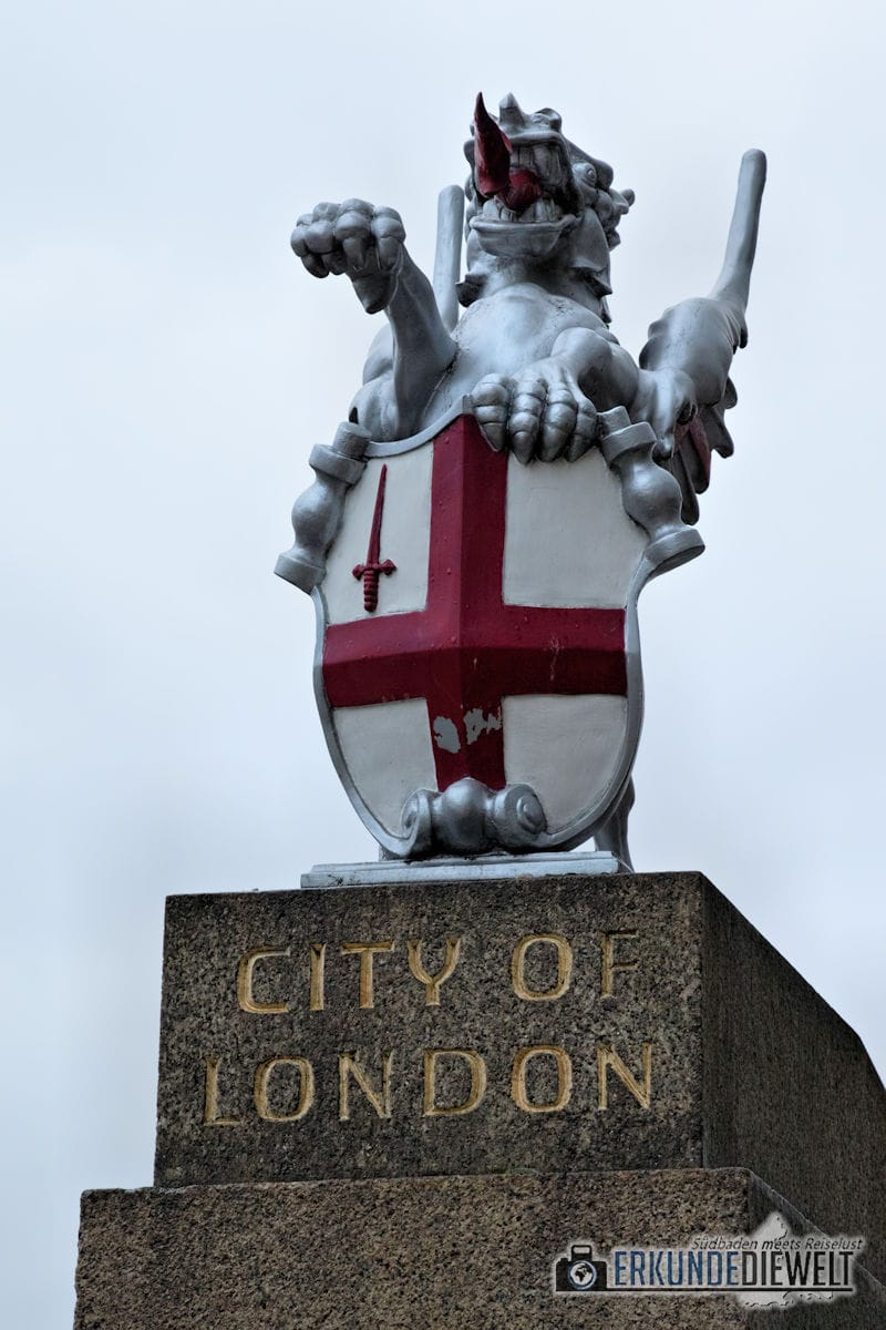 City of London, Großbritannien