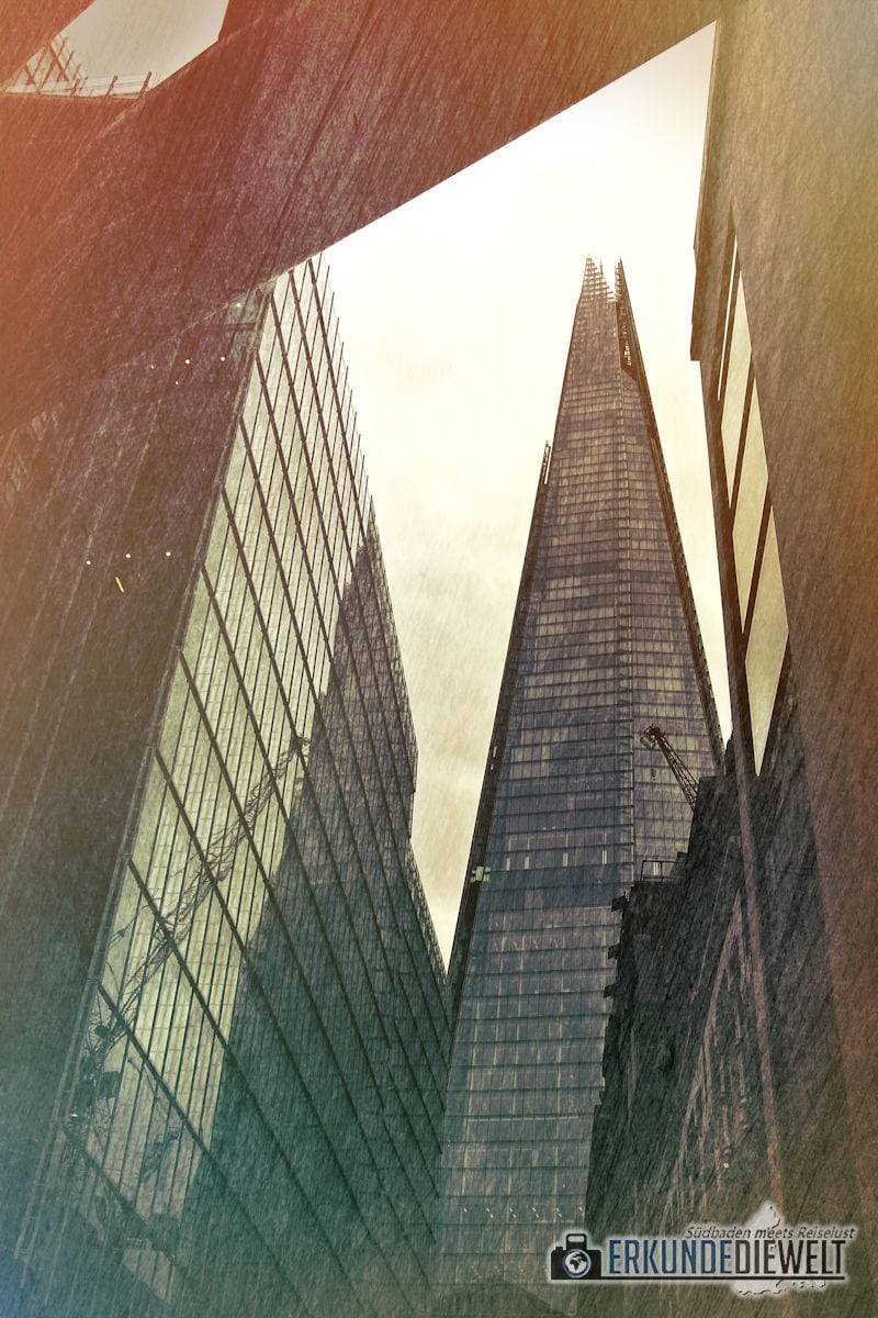 The Shard. London, Großbritannien