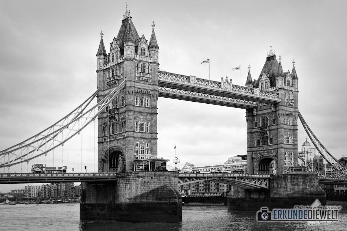 Tower Bridge, London, Großbritannien