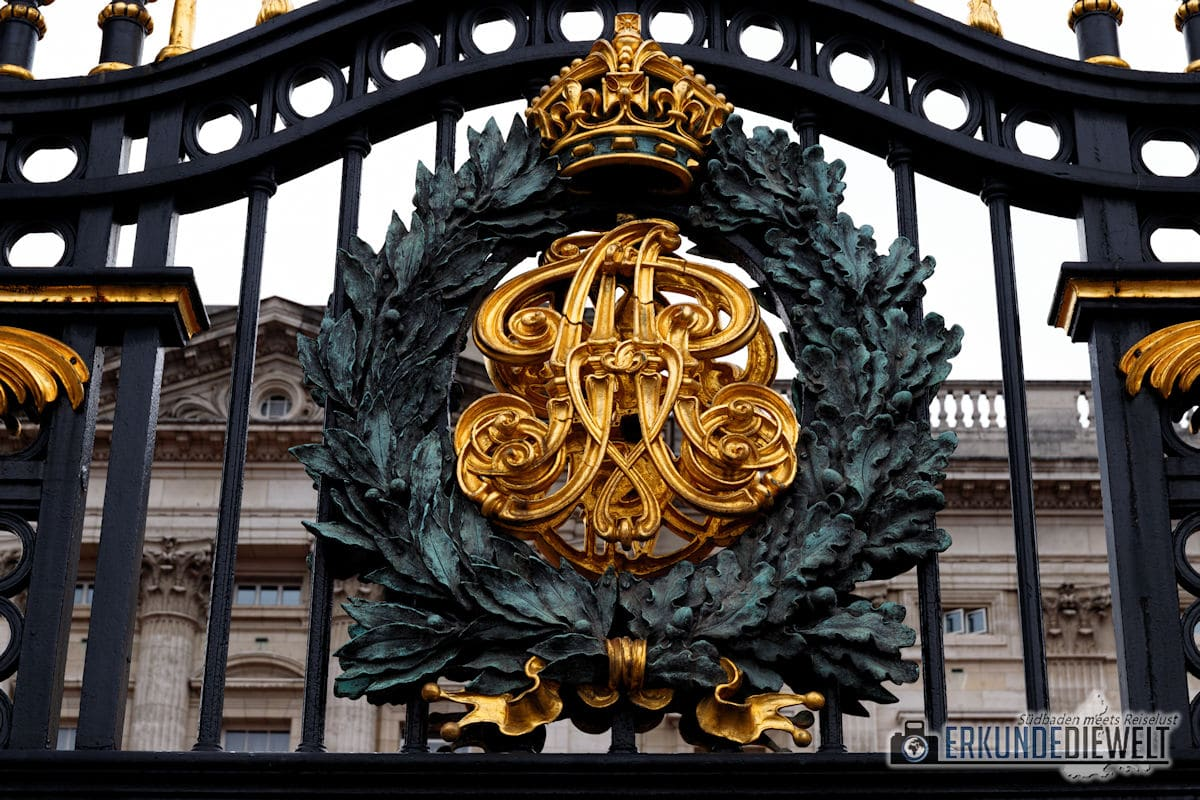 Buckingham Palace, London, Großbritannien