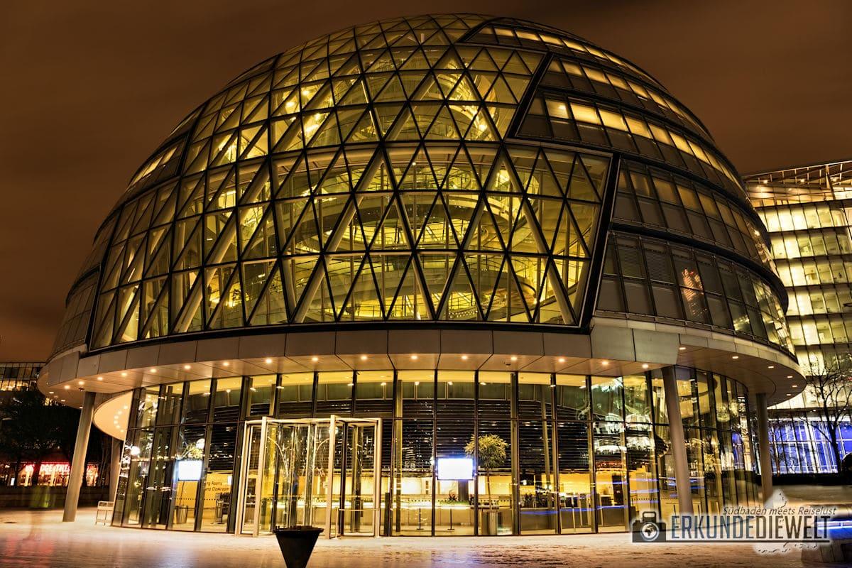 London bei Nacht - City Hall