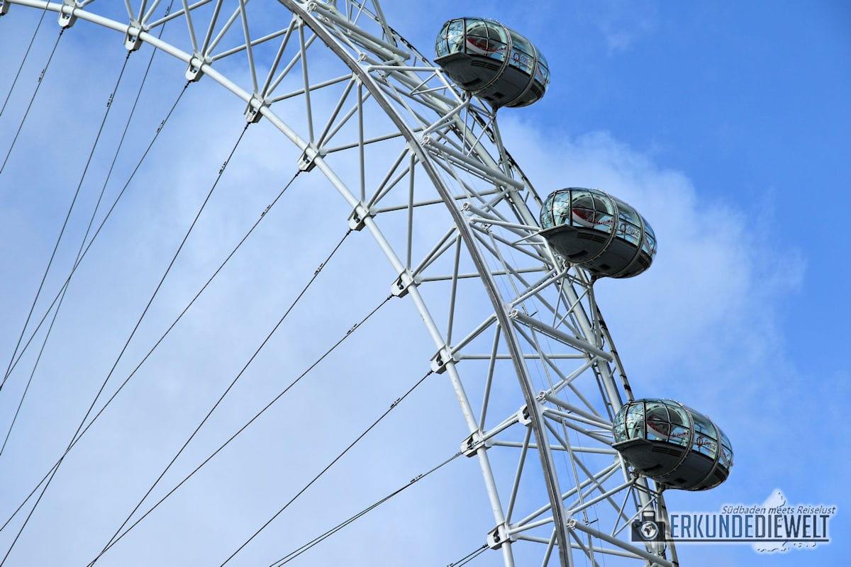 London Eye, London, Großbritannien