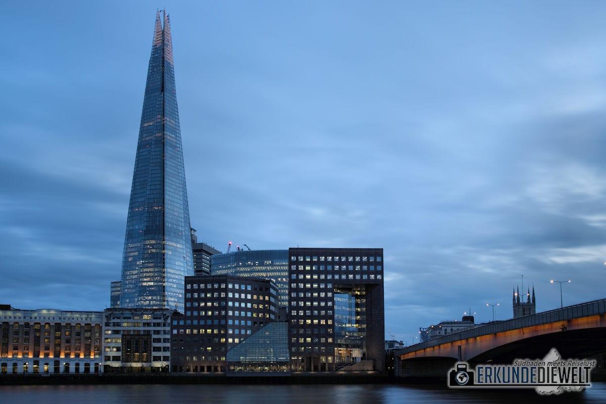 The Shard, London, Großbritannien