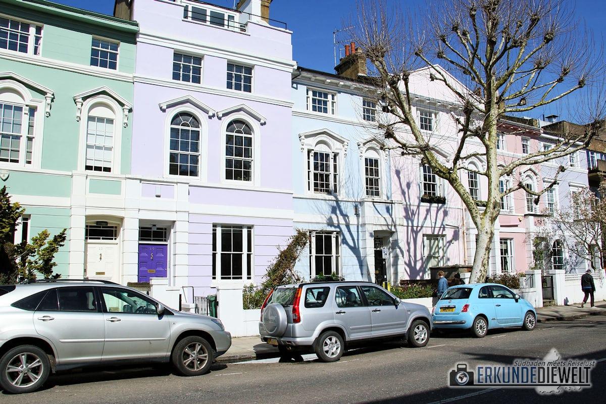 Wohnviertel London