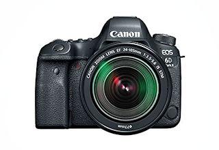 Foto & Technik - Canon EOS 6D Mark II