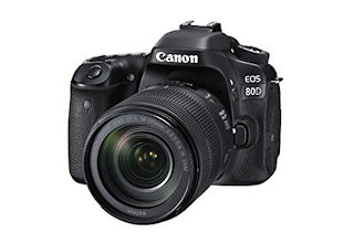 Foto & Technik - Canon EOS 80D