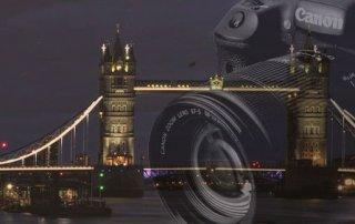 Fotowalk London Nachtaufnahmen