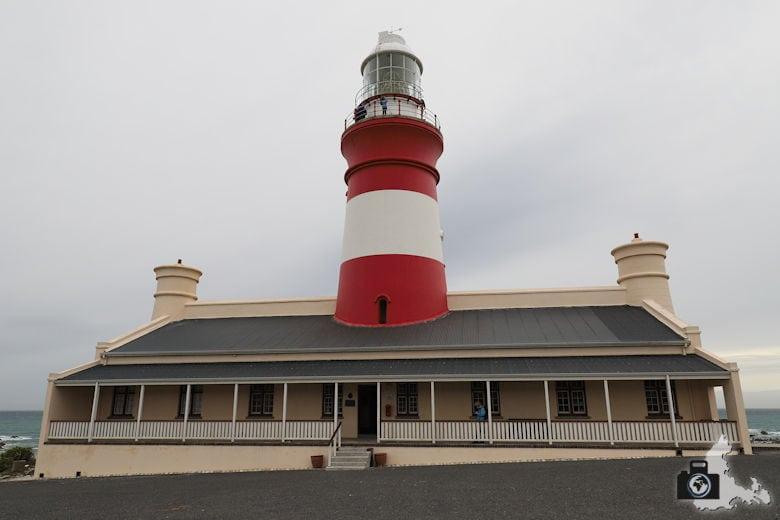 Leuchtturm am Kap Agulhas