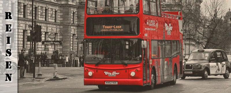 Reisebericht London, Großbritannien