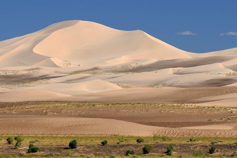 Steckbrief Mongolei