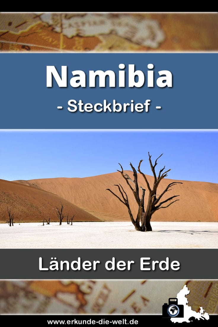 Steckbrief Namibia