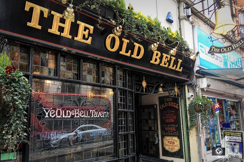 The Old Bell Tavern London