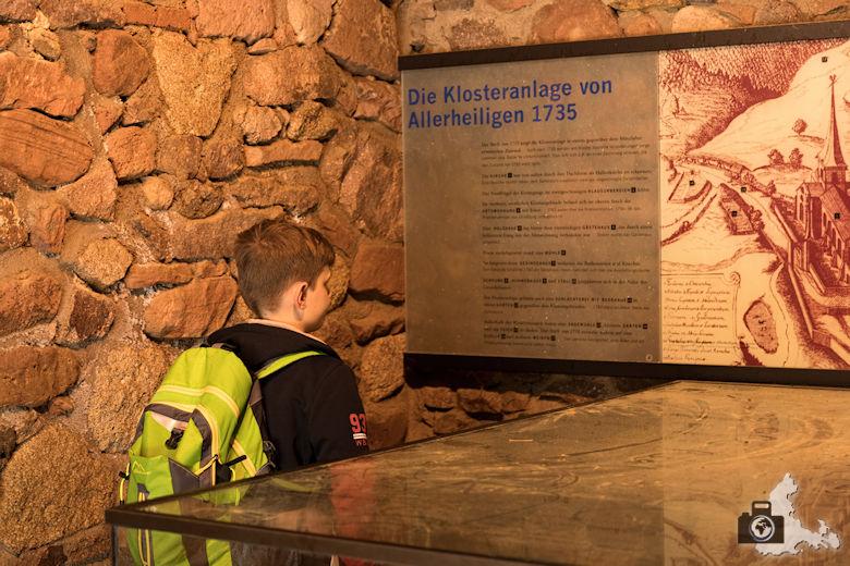Kloster Allerheiligen im Schwarzwald - Museum