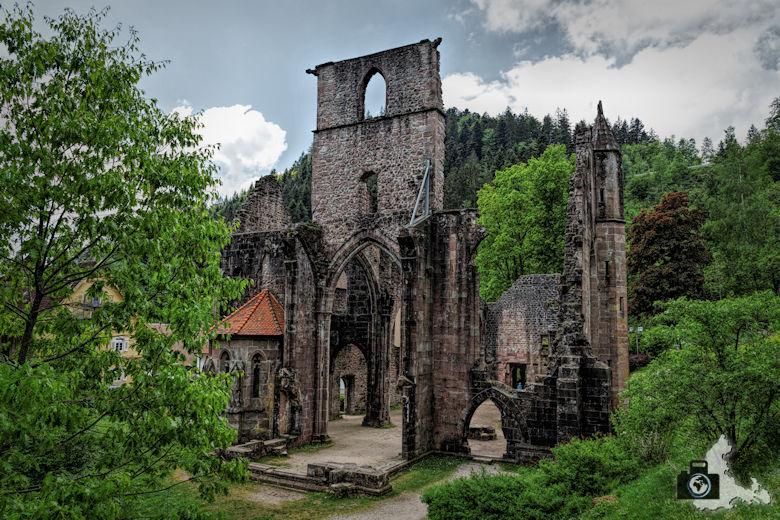 Kloster Allerheiligen im Schwarzwald