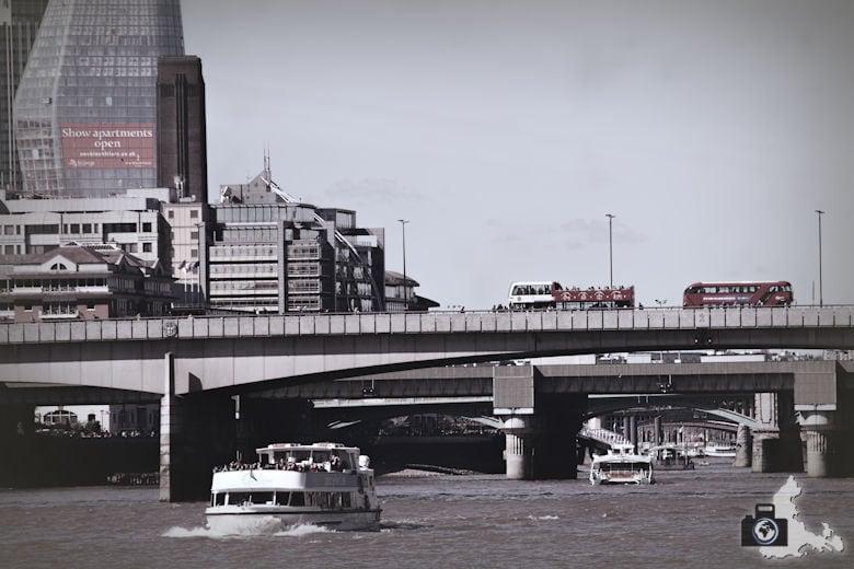 London Bootsfahrt auf der Themse