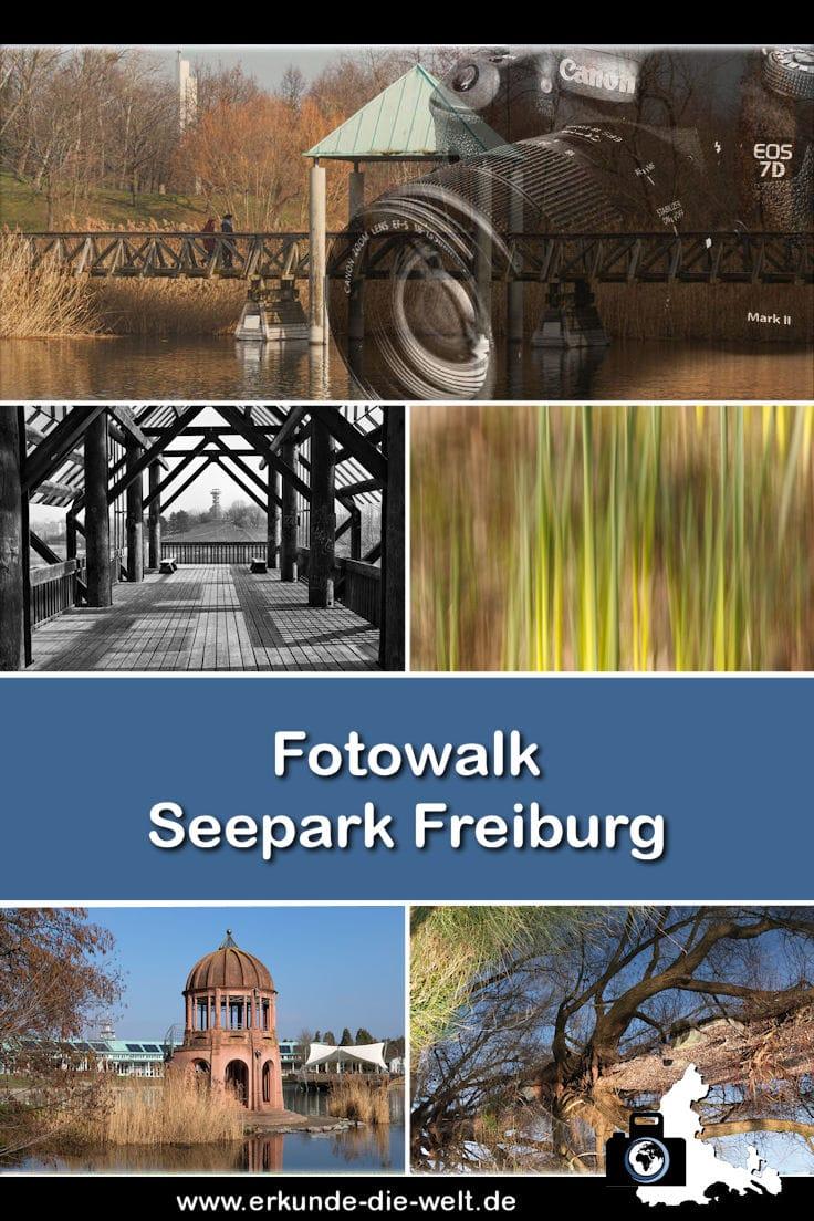 Fotowalk am Seepark Freiburg