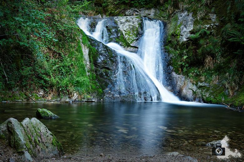 Schwarzwald Wasserfalle - Allerheiligen Wasserfälle