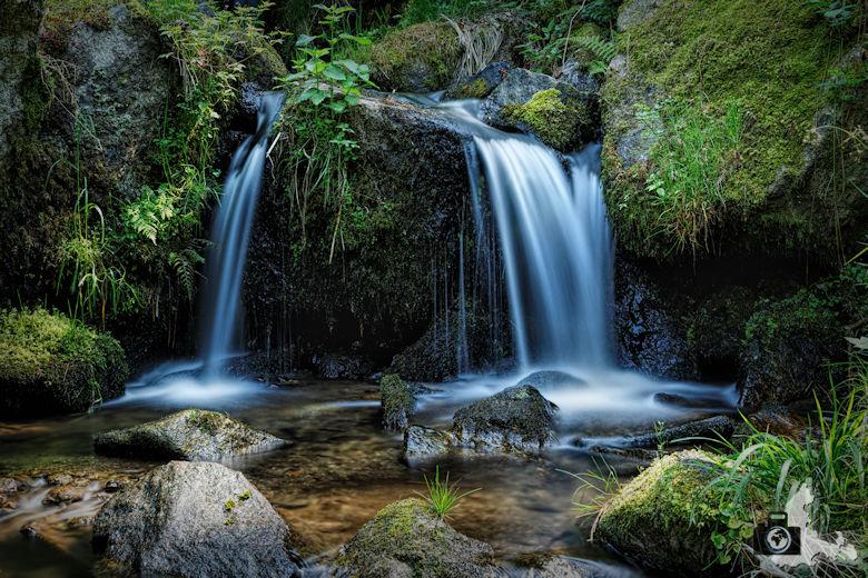 Schwarzwald Wasserfalle - Gaishöll Wasserfälle