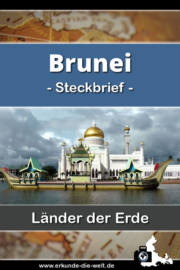 Steckbrief Brunei