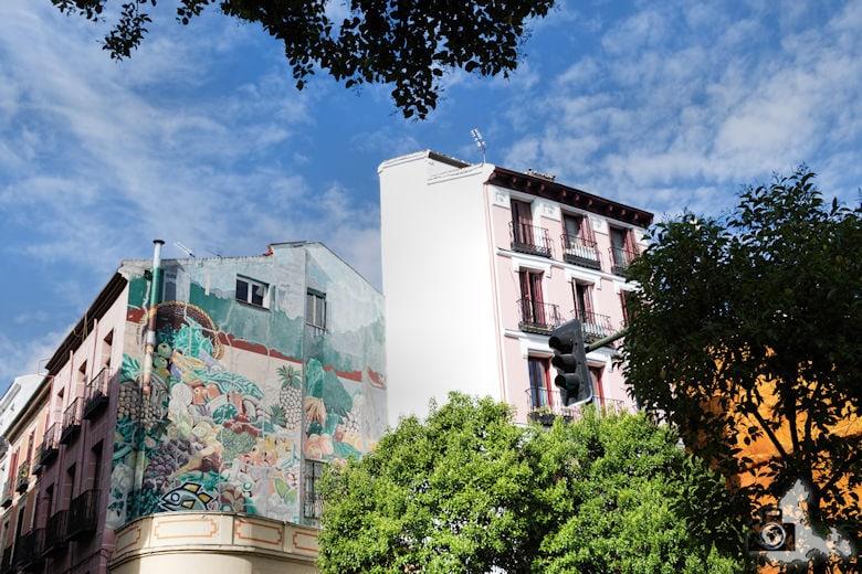 Sehenswürdigkeiten in Madrid - Impressionen
