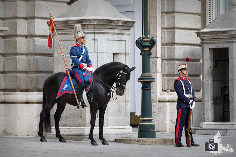 Sehenswürdigkeiten in Madrid - Palacio Real