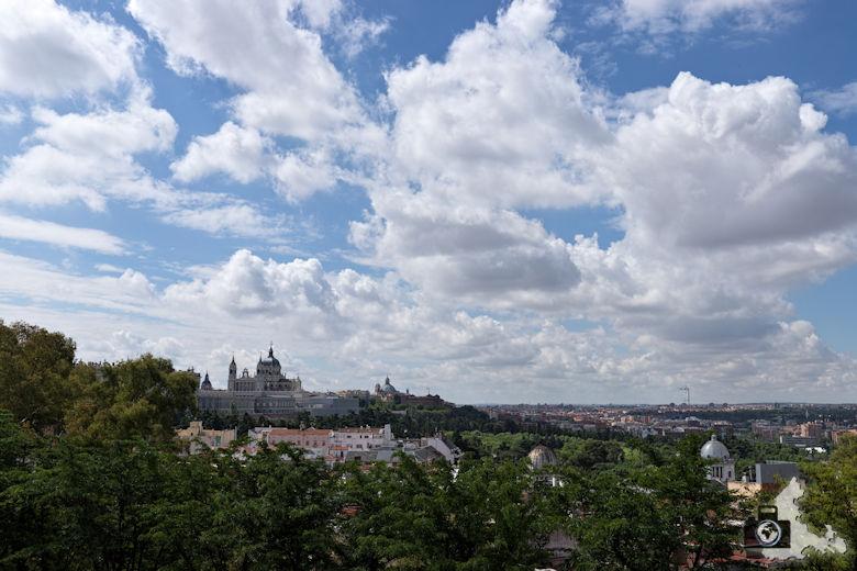 Sehenswürdigkeiten in Madrid - Palacio Real