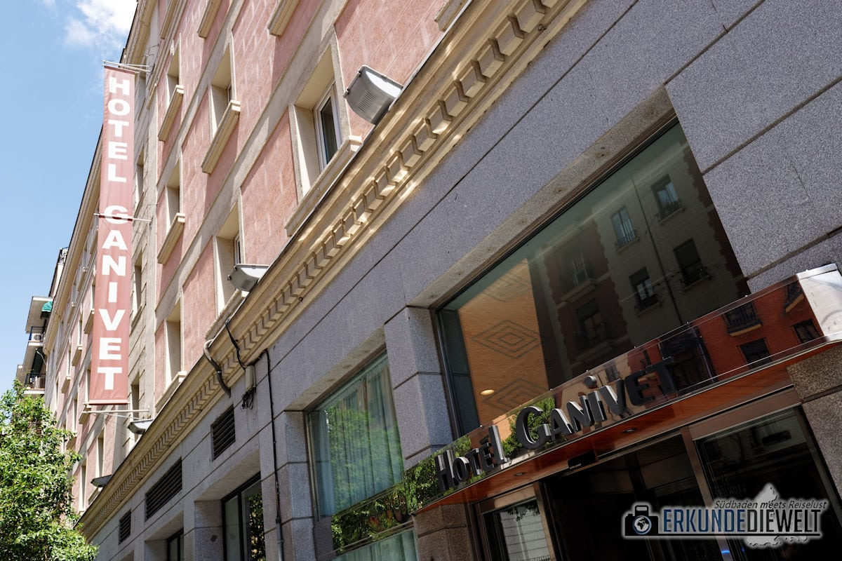 Hotel Ganivet, Madrid, Spanien