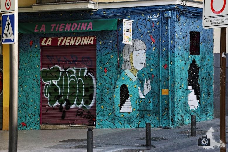 Madrid - Streetart
