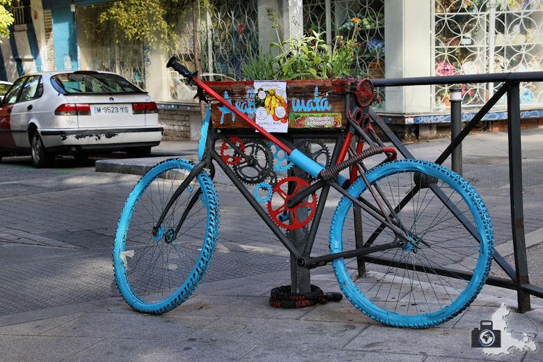 Madrid - Fahrrad