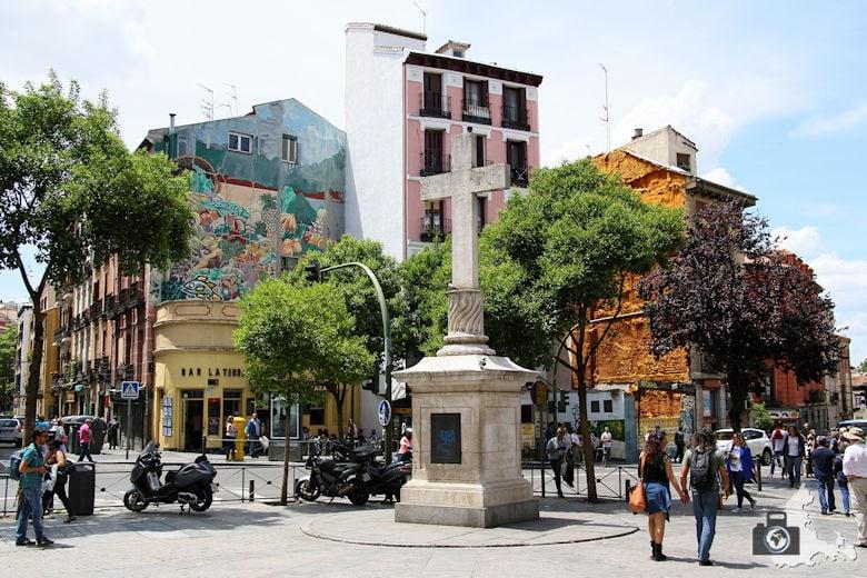 Innenstadt Madrid