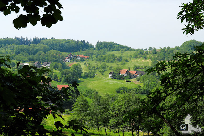 Schwarzwald, Alde-Gott-Panoramarunde