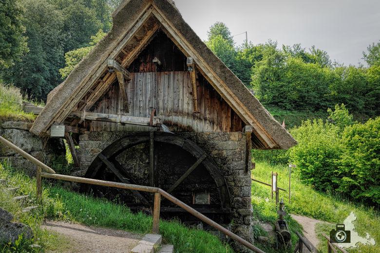 Straubenhöf-Mühle, Alde-Gott-Panoramarunde, Sasbachwalden, Schwarzwald