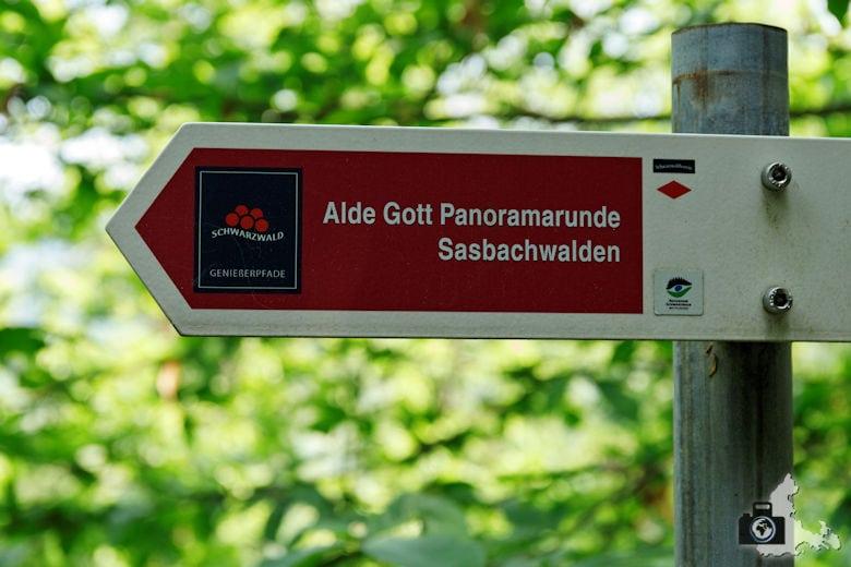 Schwarzwald, Alde-Gott-Panoramarunde, Schwarzwälder Genießerpfad