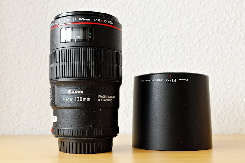 Canon 100 mm f/2.8 L Macro IS USM - Objektiv Test