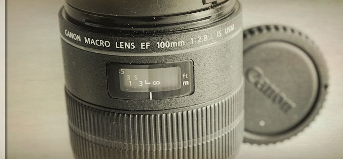 Canon 100 mm f/2.8 L Macro IS USM - Test