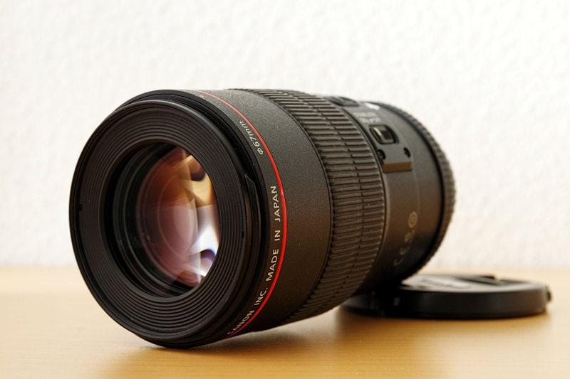 Canon 100 mm f/2.8 L Macro IS USM - Testbericht