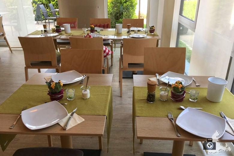 Pflugwirts Gasthaus mit Hotel - Frühstücksraum