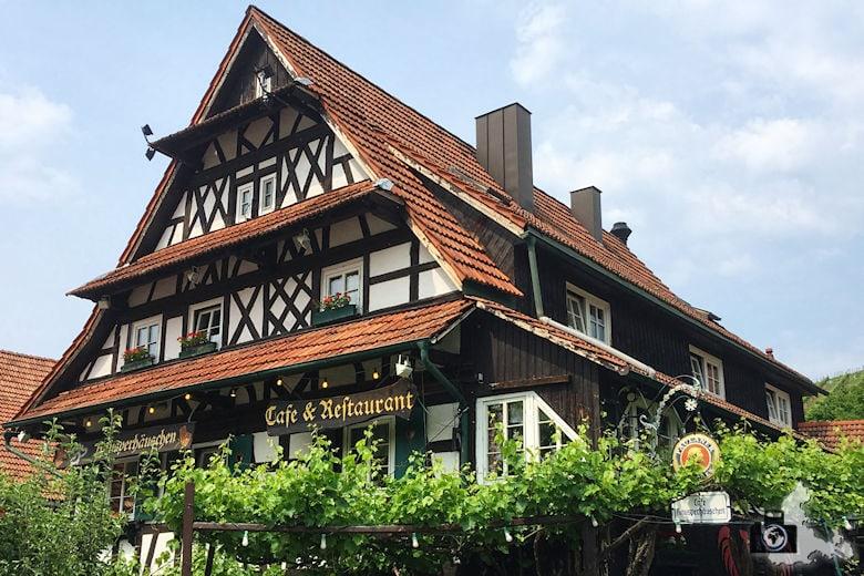 Knusperhäuschen in Sasbachwalden