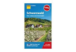 Geschenkidee Schwarzwald - ADAC Reiseführer