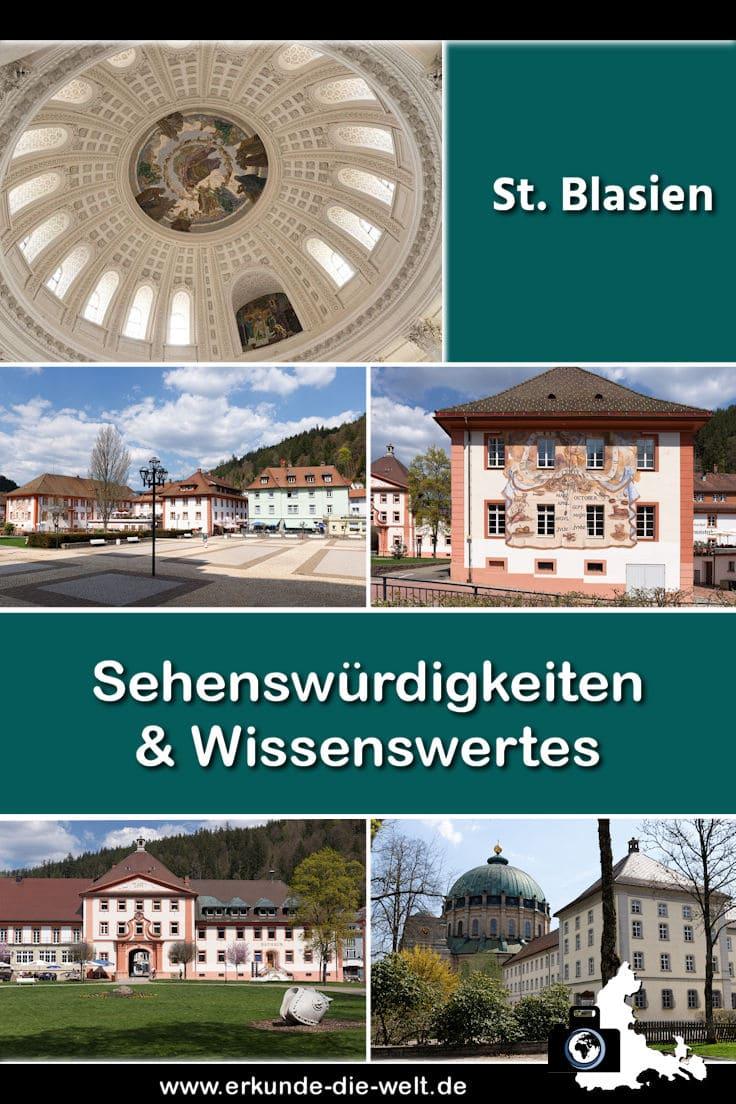 St. Blasien im Schwarzwald - Kompakt-Reiseführer